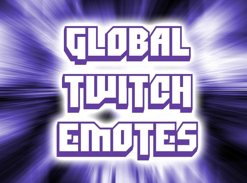 Global Twitch Emotes - Ostrich Tools